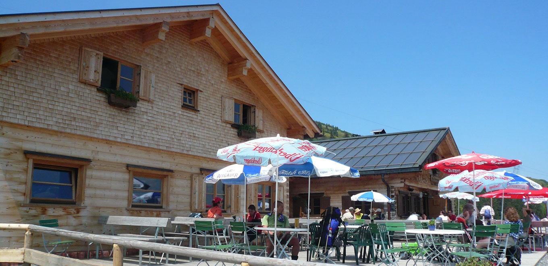 Alpe Bierenwang