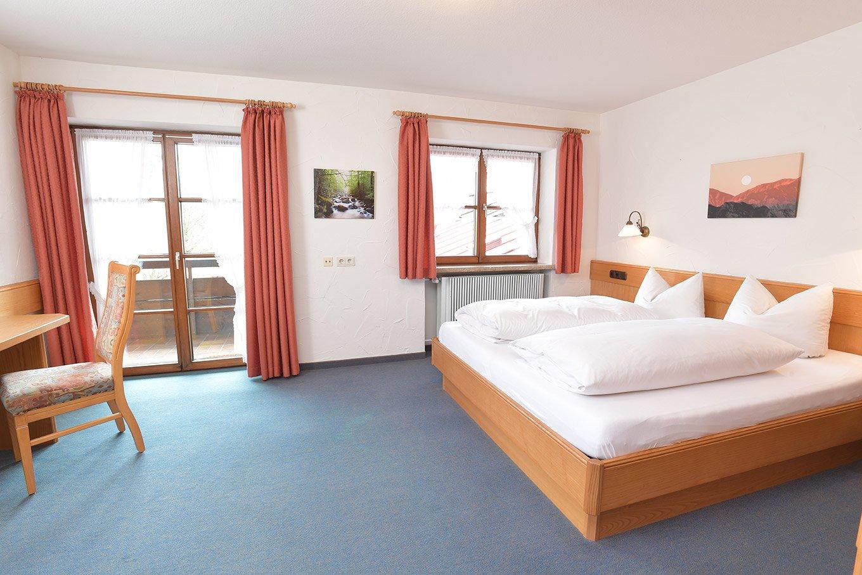 Ferienwohnung 3 - Ferienwohnungen Wirth in Oberstdorf